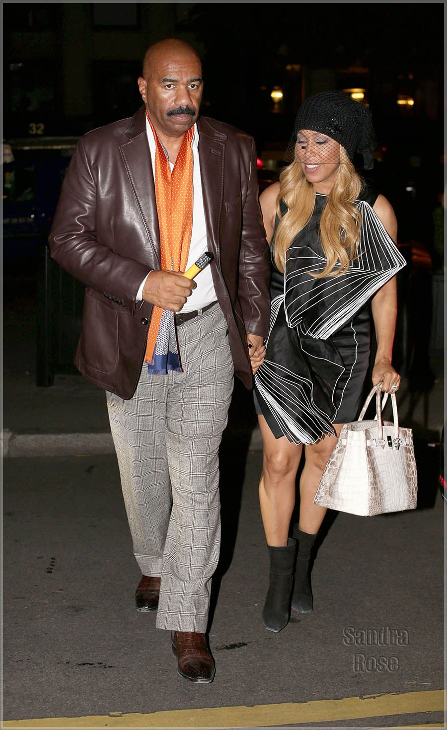 Marjorie Harvey Ex Husband Donnell Woods