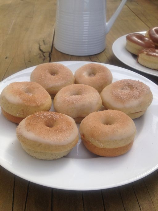 Mini Donuts | Happy Little Kiwi
