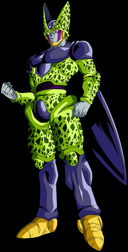 Perfect Cell Gt Render Dokkan Battle By Maxiuchiha22 On Deviantart Dragon Ball Image Perfect Cell Dragon Ball Art