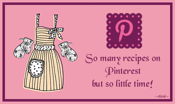 So many recipes on Pinterest but so little time! -created by eleni
