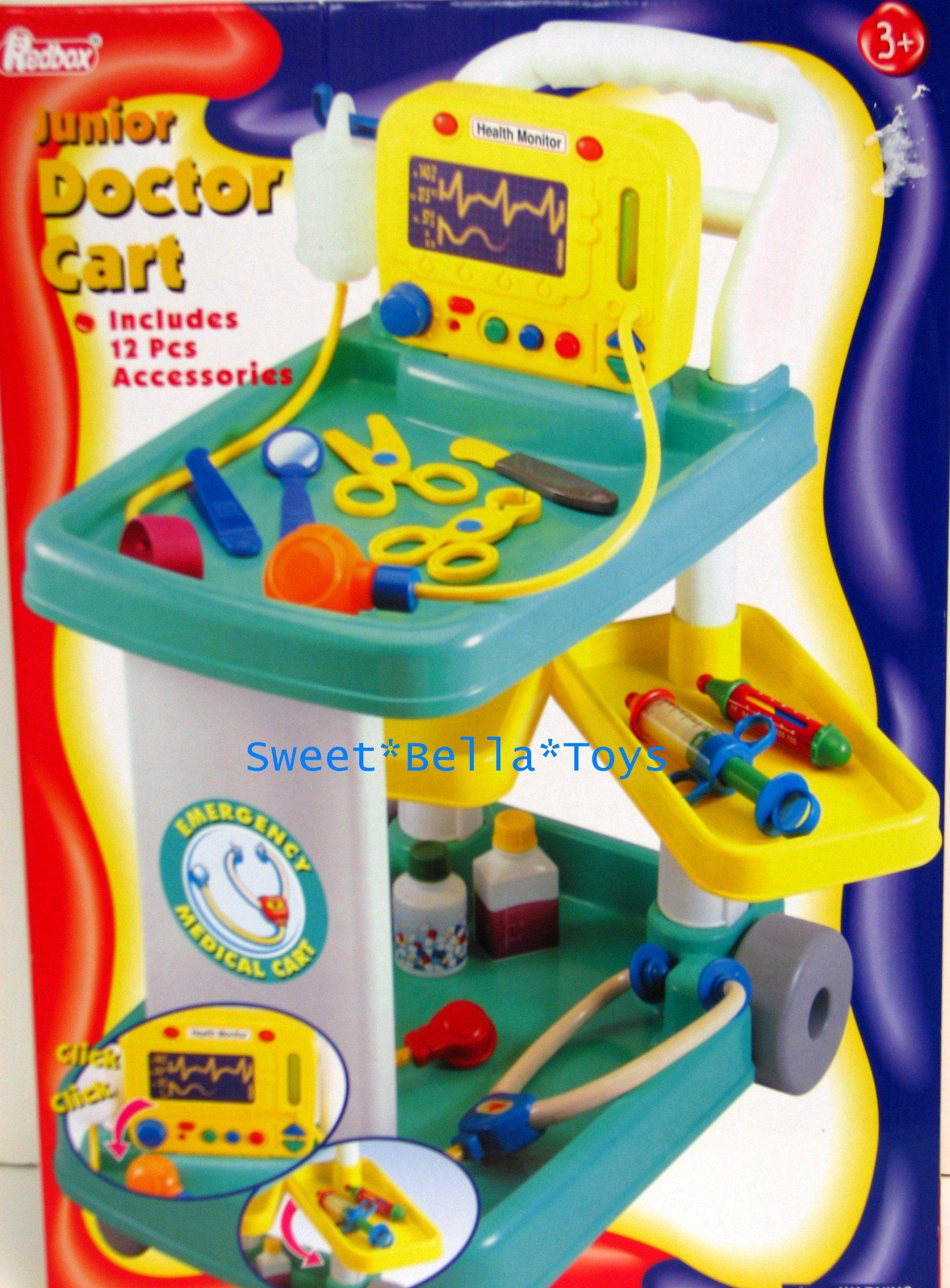 Emergency medical cart for kids medical cart emergency