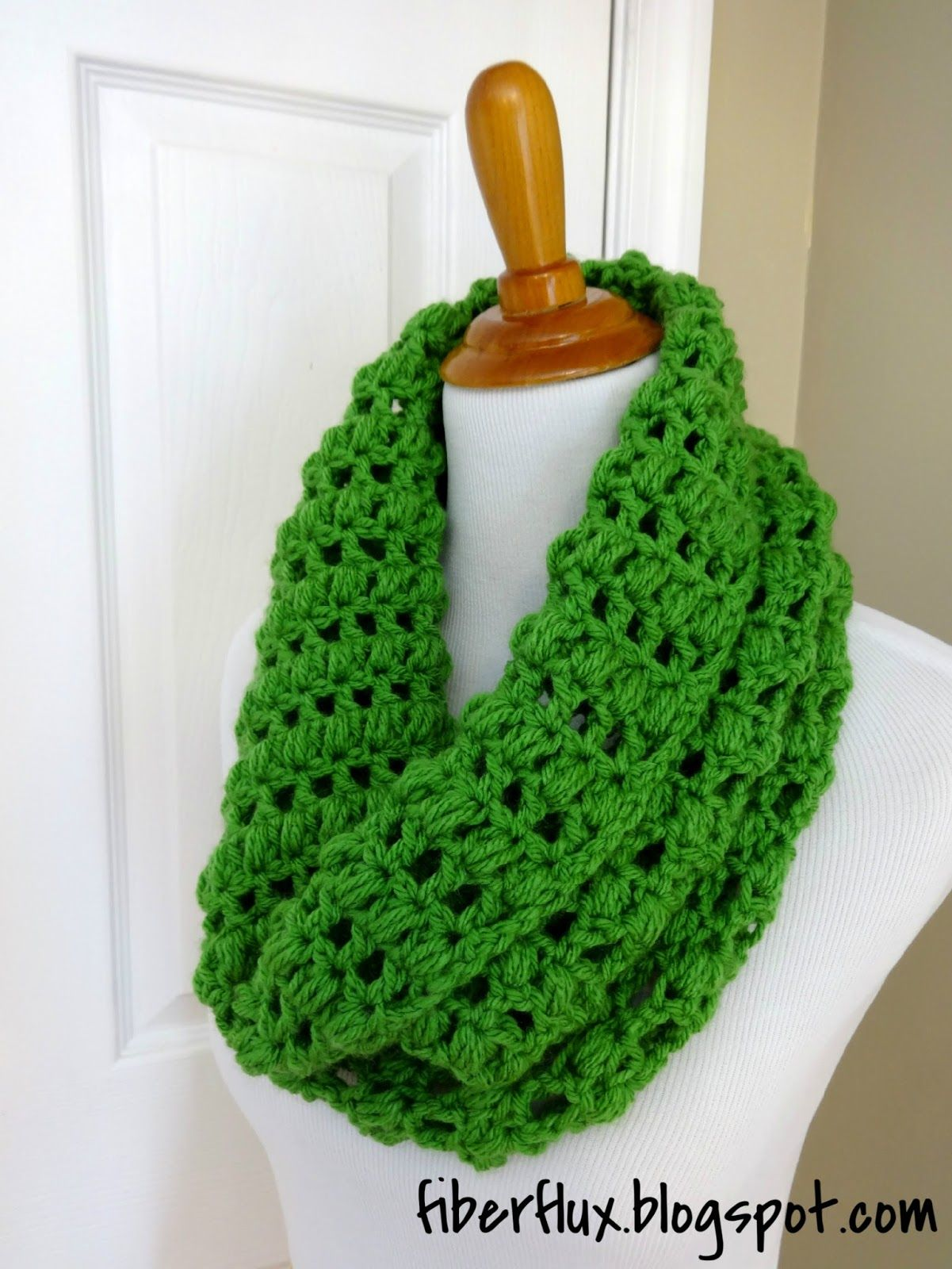 Fiber Flux: Free Crochet Pattern...Cilantro Cowl! | Crocheting ...