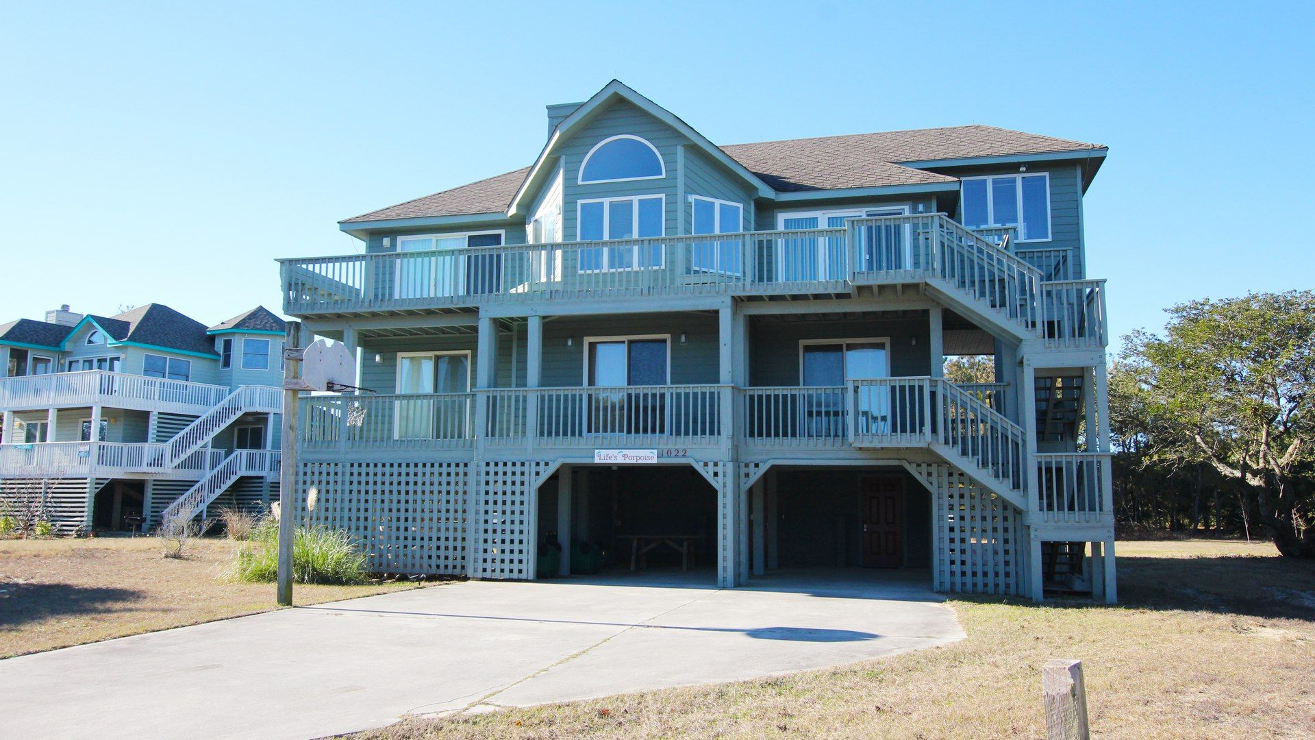 Life's Porpoise WC1022 OBX Vacation Rental Outer Banks