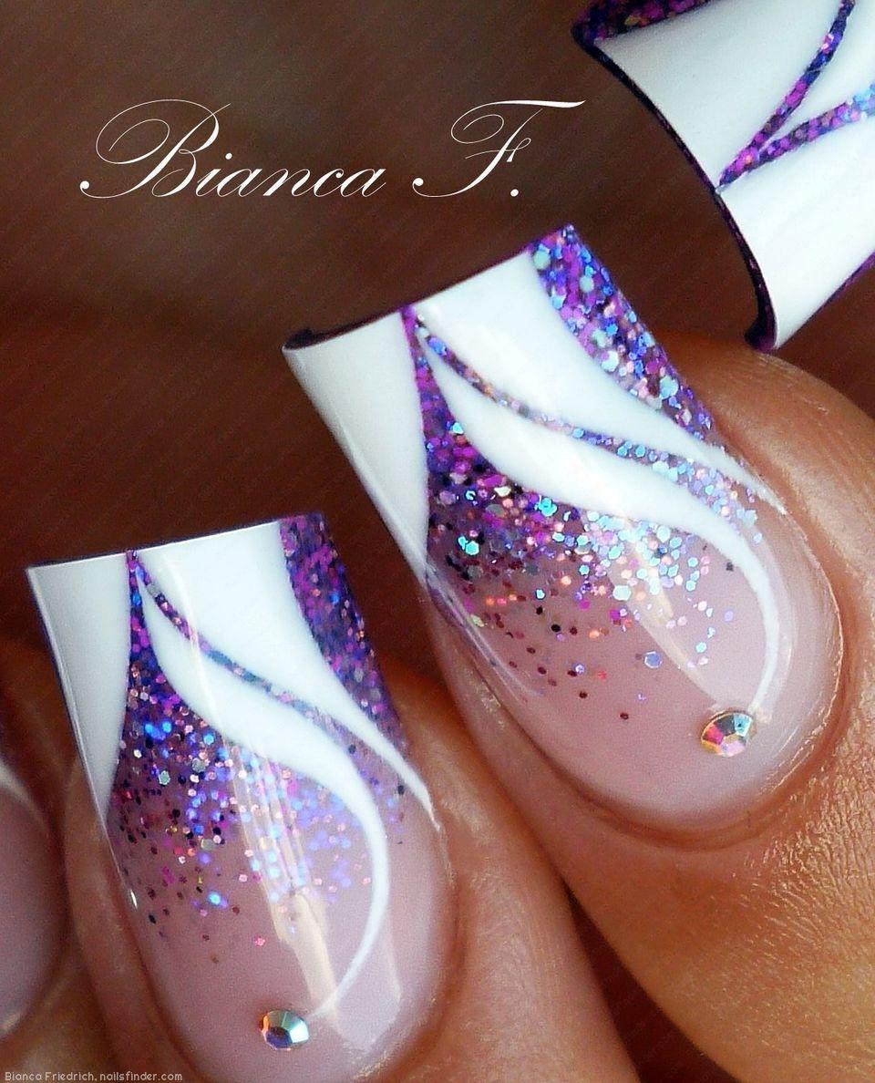 Nail Design by Bianca Friedrich | Inspiration nails | Pinterest ...