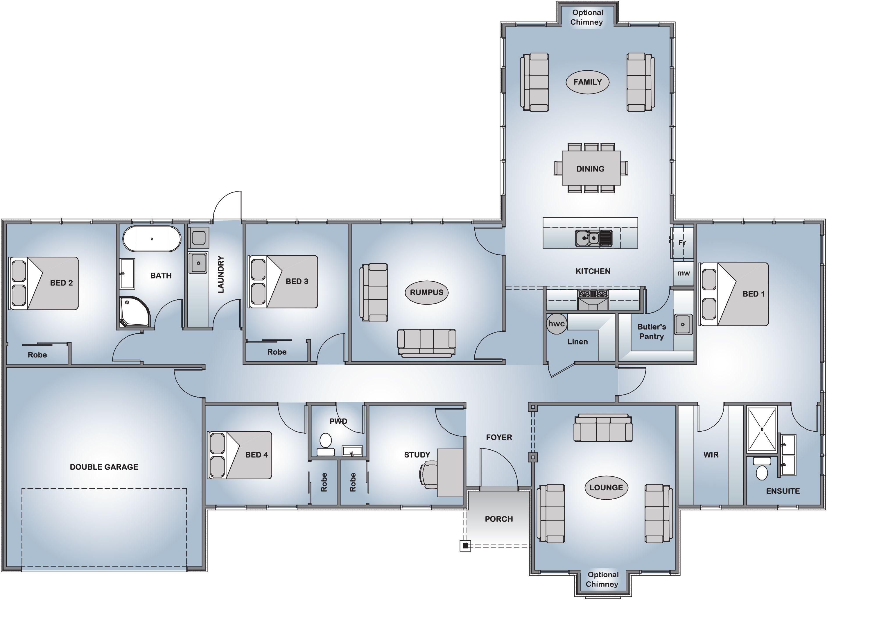 Wonderful Stonewood Homes Floor Plans Part - 1: Stonewood Homes Have A Variety Of House Plans And Designs To Suit All Sizes  And Prices.