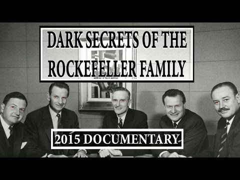 Dark Secrets of the Rockefeller Family - YouTube