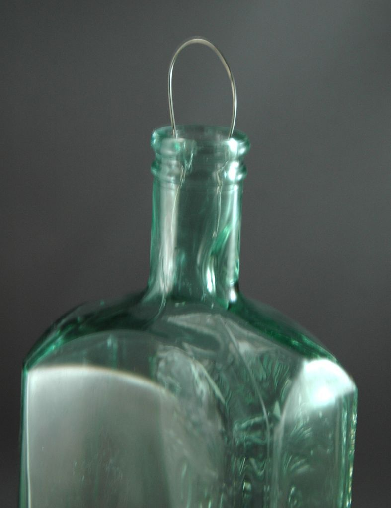 Recycled Glass Bottle Cheese Tray | Pinterest | Hanger, Bottle and Glass