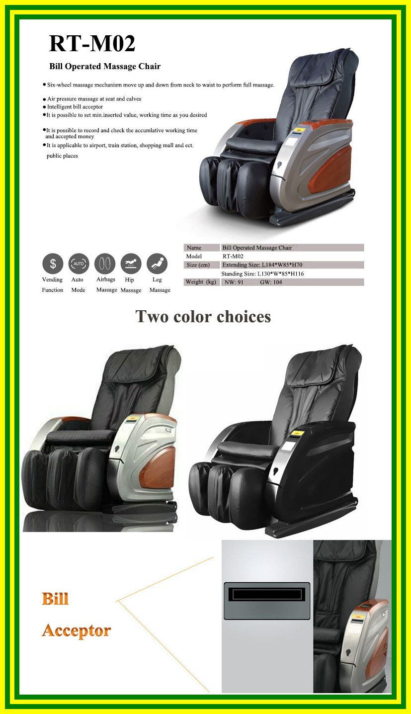 coin operated massage chair australiacoin operated