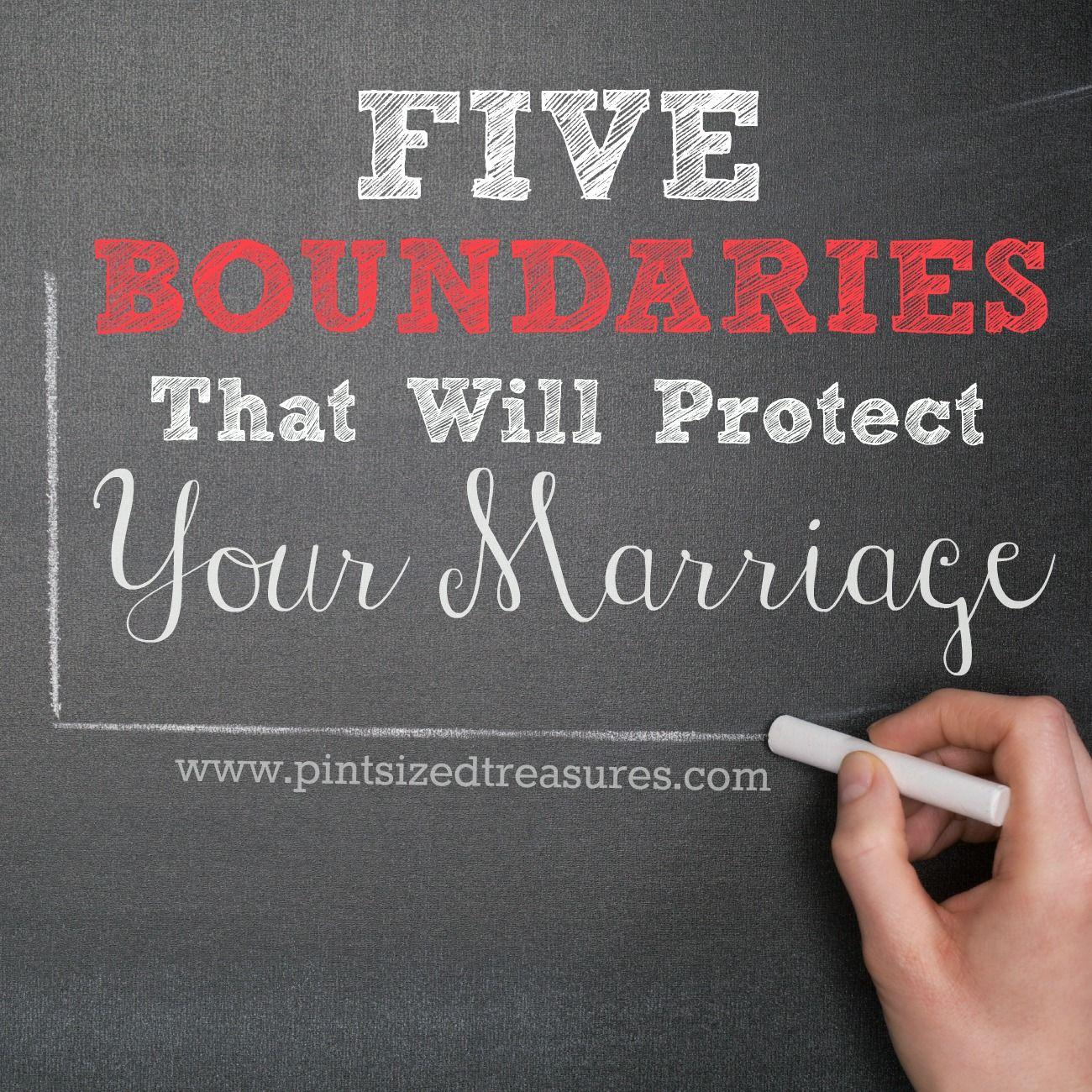boundariesformarriage