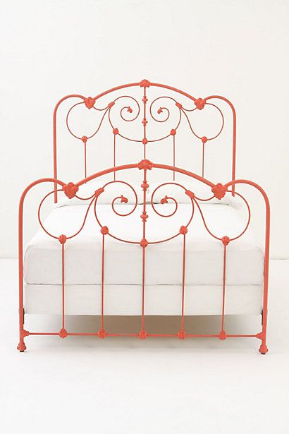 Lydia Bed. Wrought Iron Bed FramesBedroom ...