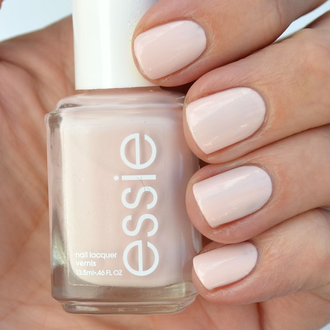 Essie Romper Room! I always love a good pale pink. I really can wear ...