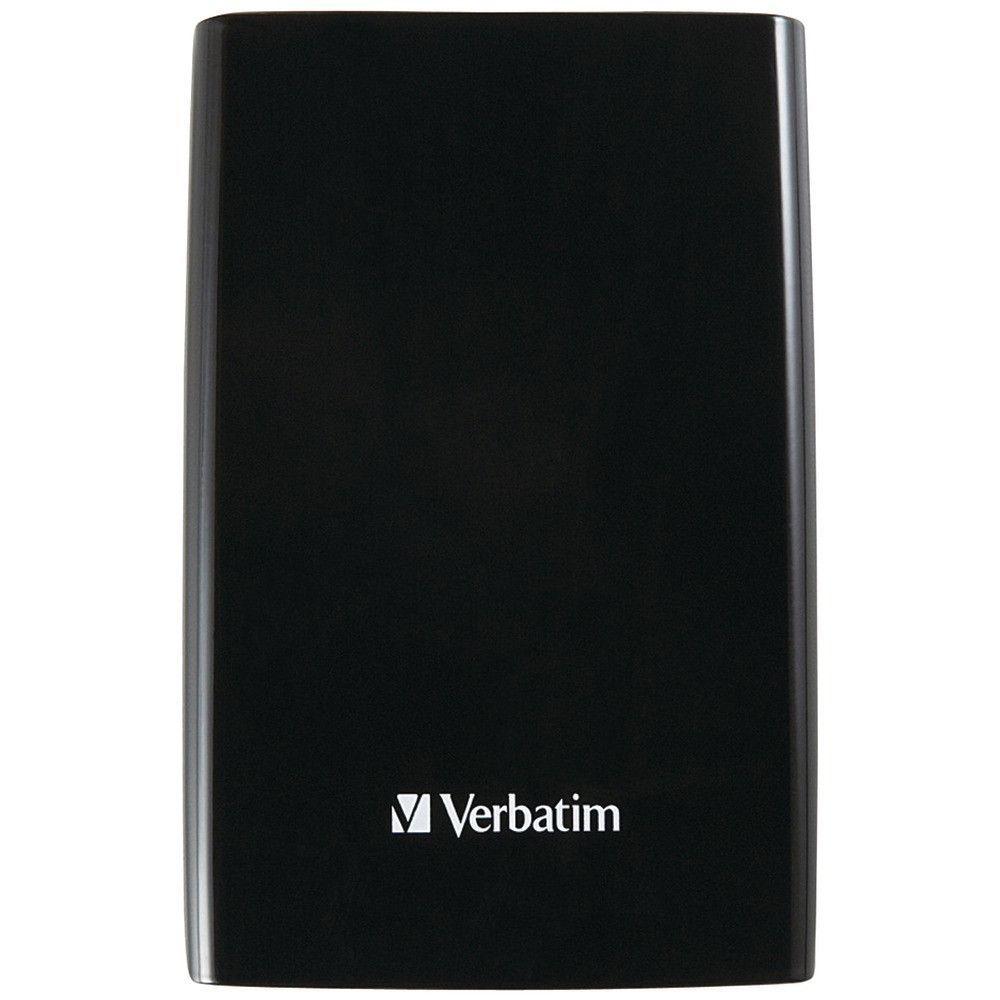 VERBATIM 97397 500GB Store n Go(R) SuperSpeed USB 3.0 Portable Hard Drive