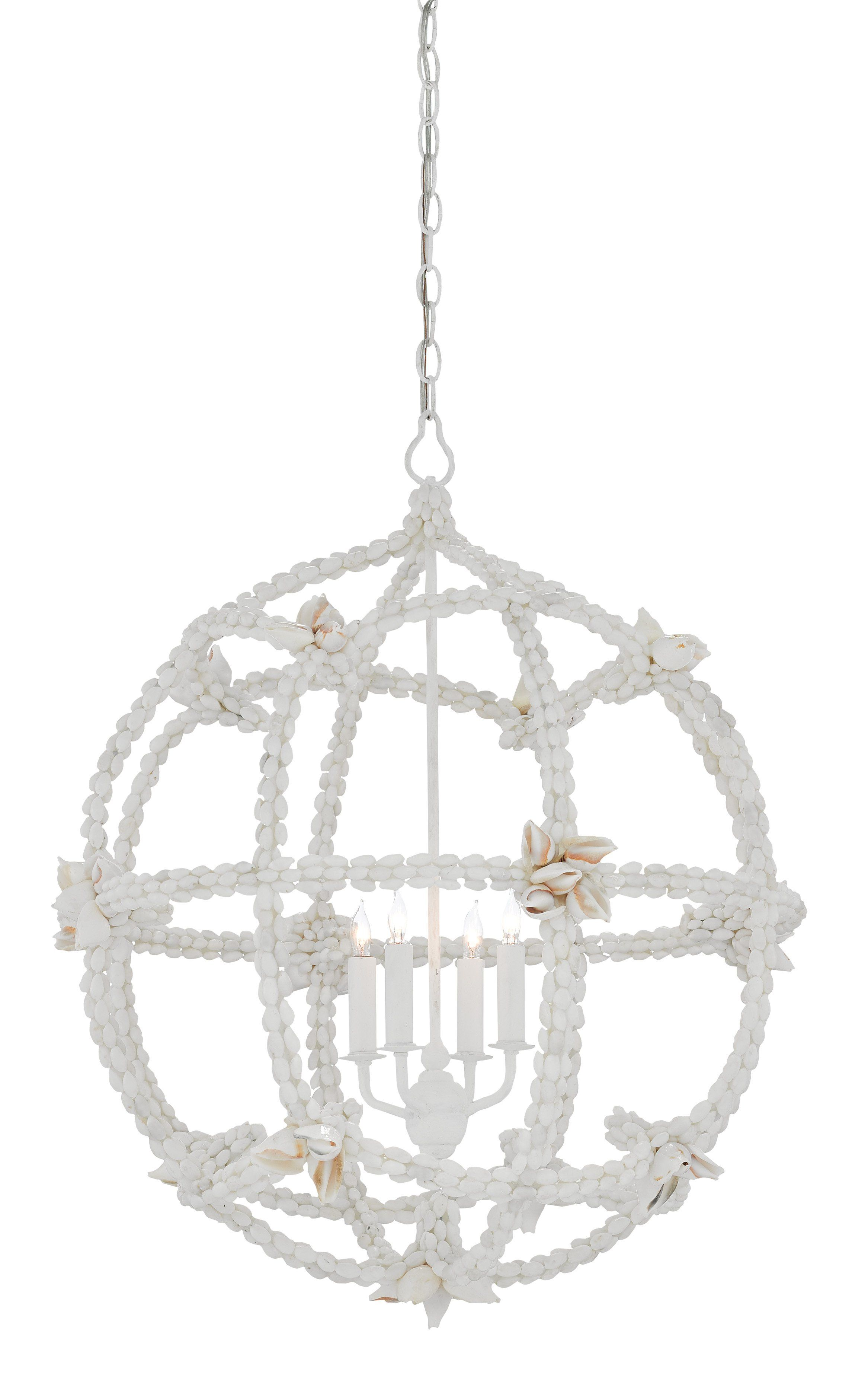 Seaforth Orb Chandelier Small