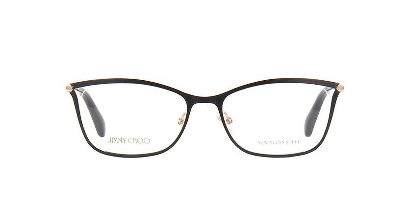 ee8caabe0bd7 Jimmy Choo JC134 J6H Black and Rose Gold Glasses