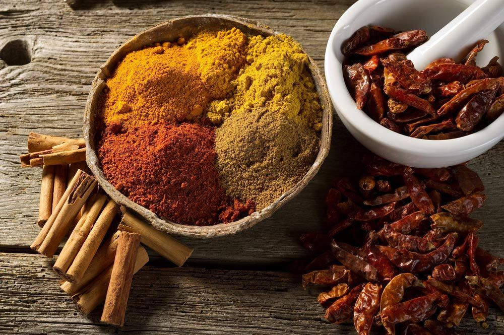 25 Spice Mixes From Around the World _ {FROM: Africa, Asia, Europe, Indian Subcontinent, Latin America  the Caribbean, Middle East, and North America}. From ras el hanout to herbes de provence, herb and spice mixes are essential to many cuisines around the world. Ready for this trip across the globe? No passport required!