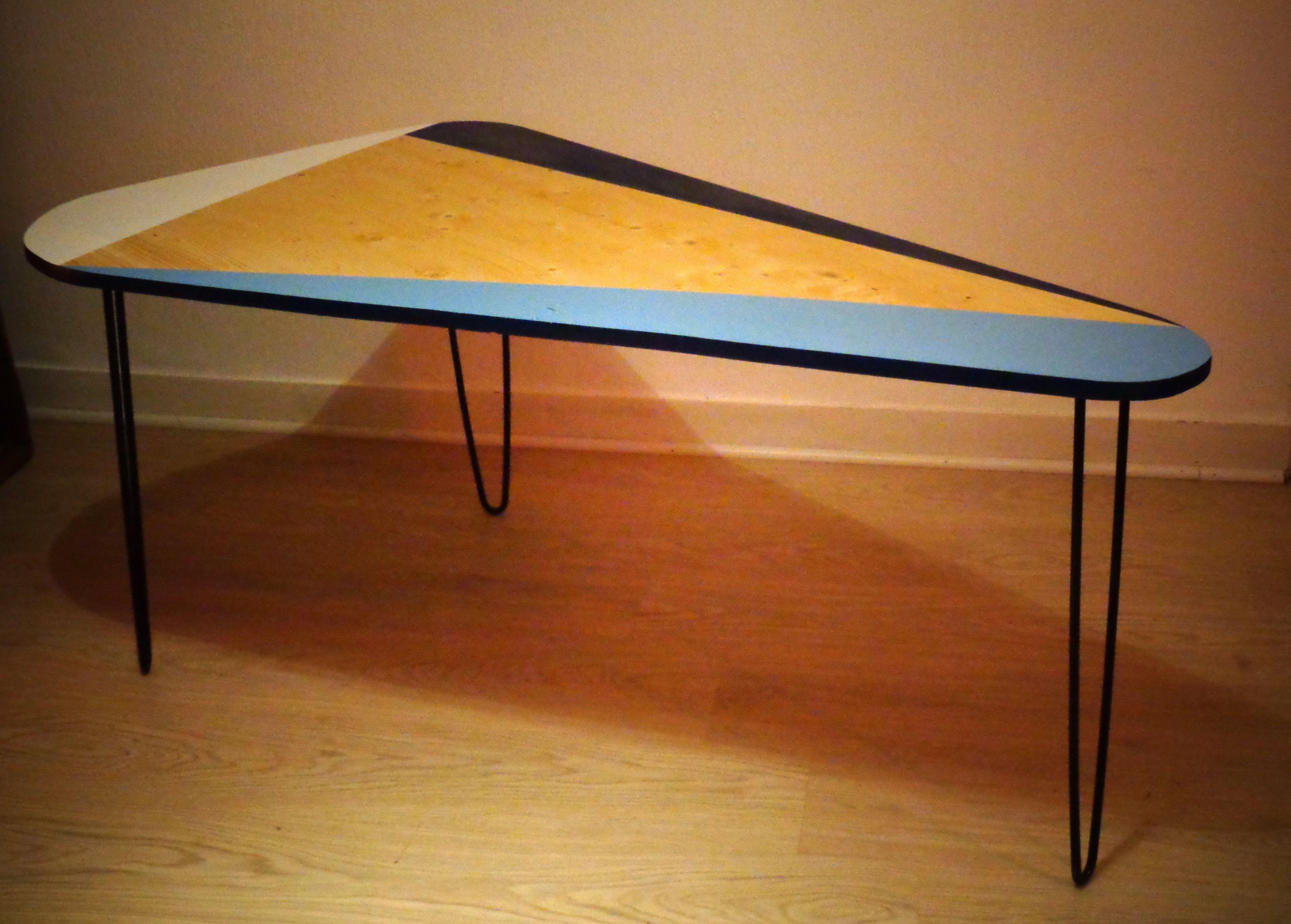 Table Basse Pieds Vintage Koadenn Home Decor Table Furniture