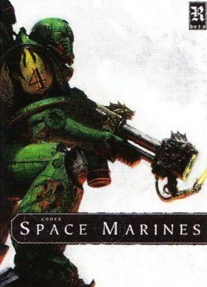 Salamanders Space Marines Codex Cover ~N