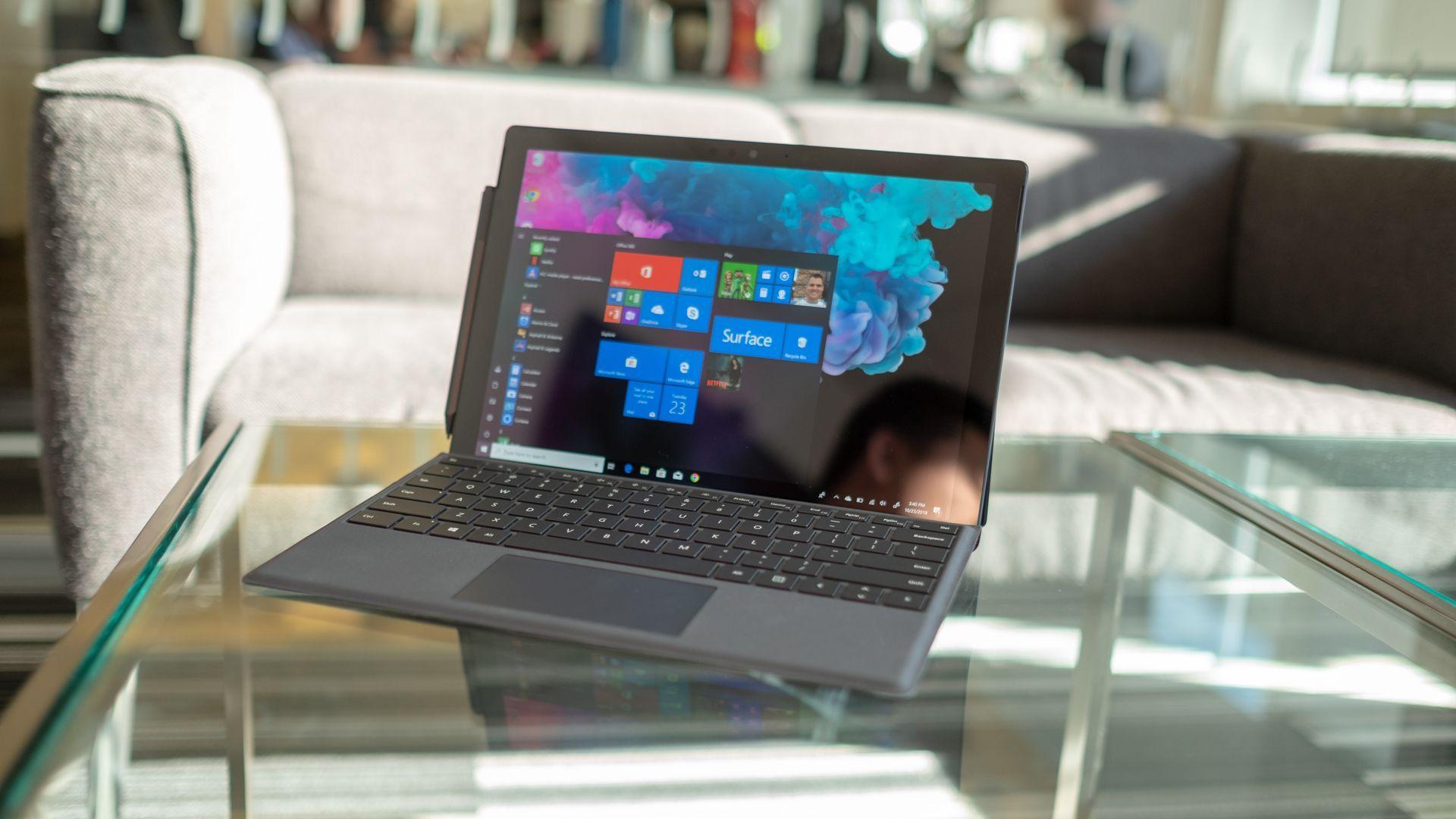 مايكروسوفت تعترف بمشكلة ضغط المعالج على أجهزة Surface Microsoft Surface Windows Tablet Surface Pro