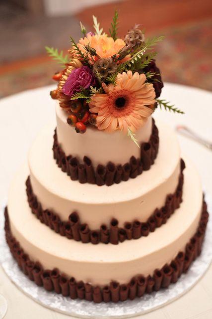 Wedding Cake By Mcclain Creations In Newark Ohio