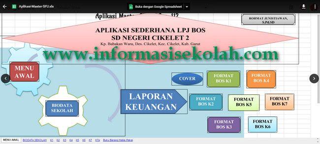 Download Aplikasi Sederhana Lpj Bos Terbaru Download