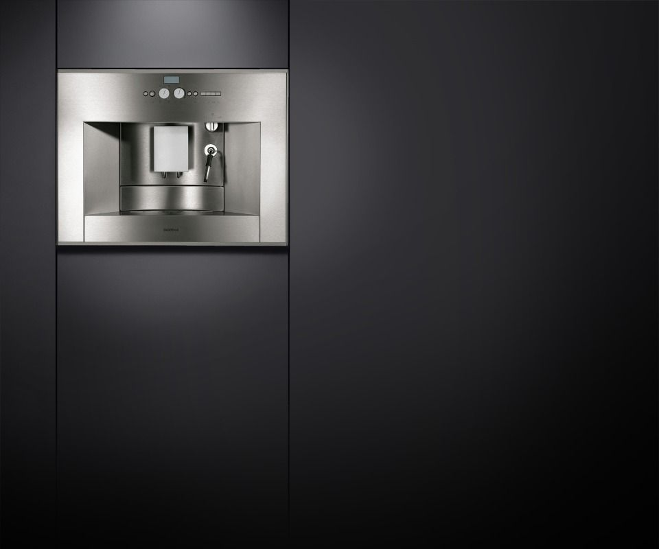GAGGENAU CM 210 Fully automatic coffee machine