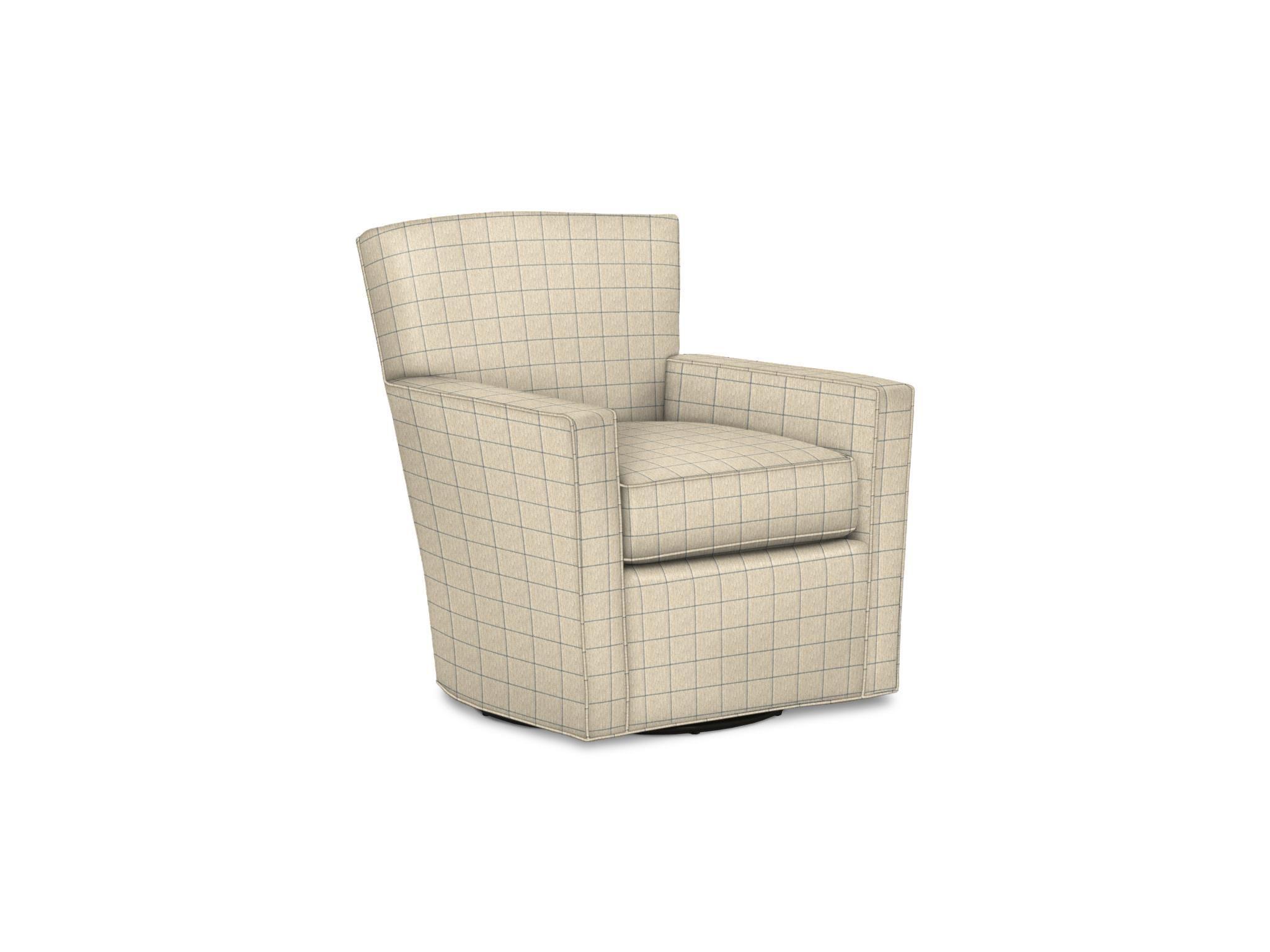 Turner Swivel Chair 207082 Ethan Allen Danbury Ct Swivel