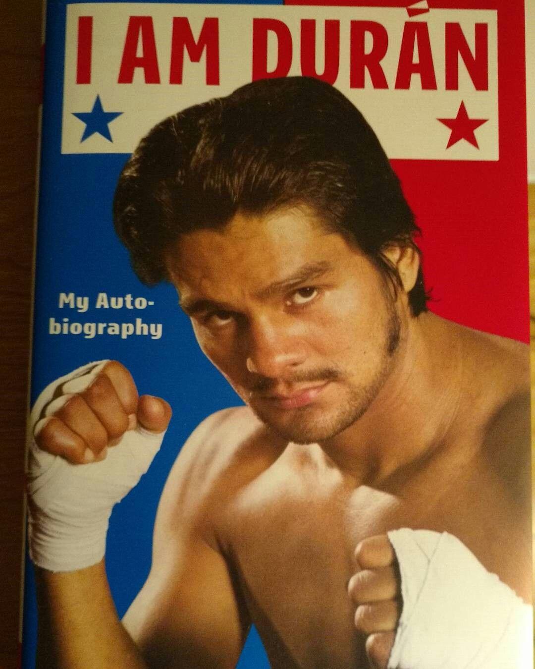 Pin By Daniel Saavedra On Boxeo My Autobiography Roberto Duran Duran