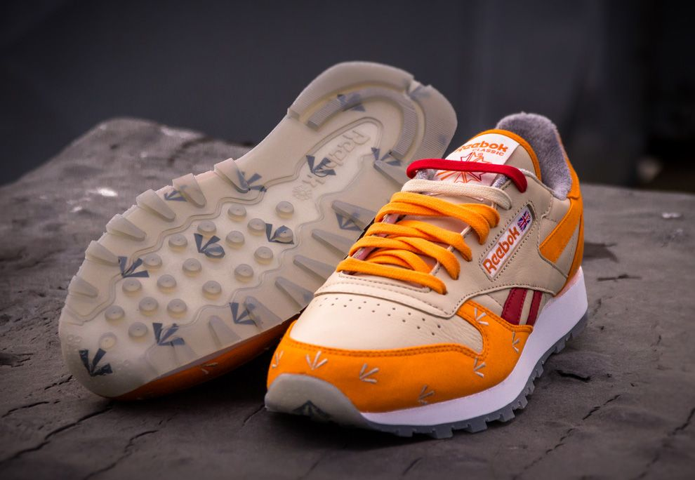 Gary Warnett x Reebok Classic Leather  ef5886746e