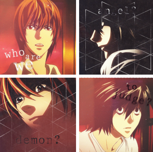 Angel? Demon? Who are we to judge?