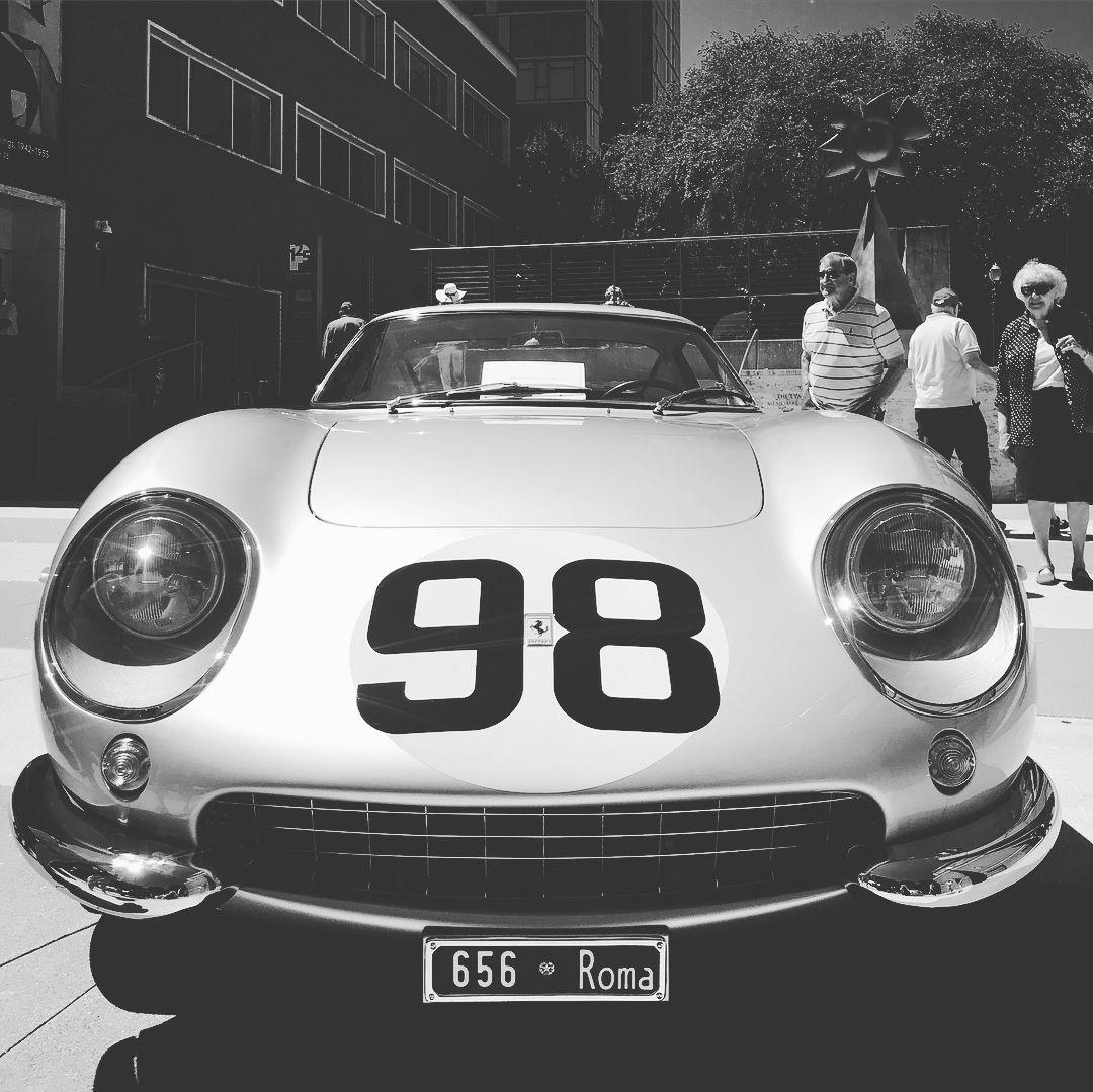 Classic Car Meet At The Park Blocks Today Meetingidols Ferrari - Car meets near me today