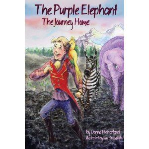 Reviewed by Mamta Madhavan for Readers' Favorite  The Purple Elephant: The Journey Home (Volume 2) by Donna Gielow McFarland is a fun-filled adventure story of Prince Carmel. The Prince has completed his quest to the Unicorn mountains and he has left Princess Elena back in her castle before he heads home. The book is a continuation of the journey started in the first part, The Purple Elephant. When we thought the Prince had done with the Purple Elephant in the first part itself, we see the…