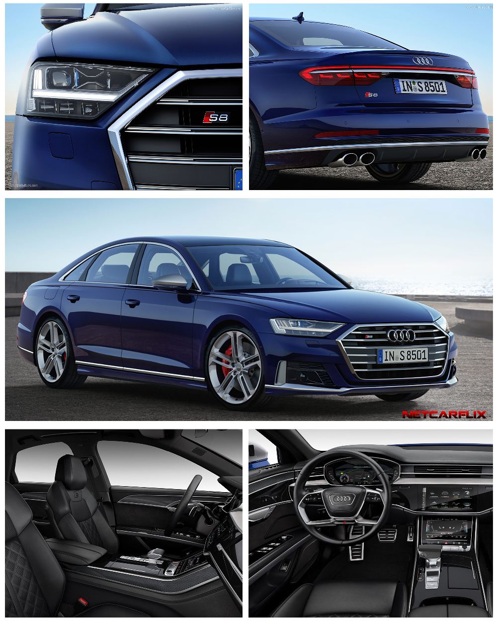 2020 Audi A8 Audi A8 Car Luxury Cars