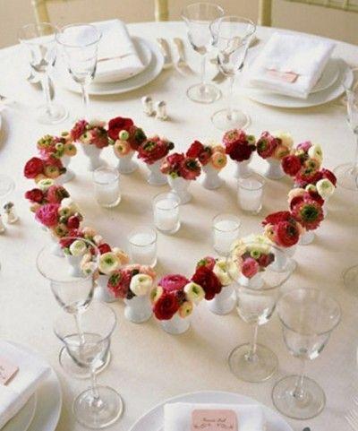 Decoracion de amor y amistad san valentin
