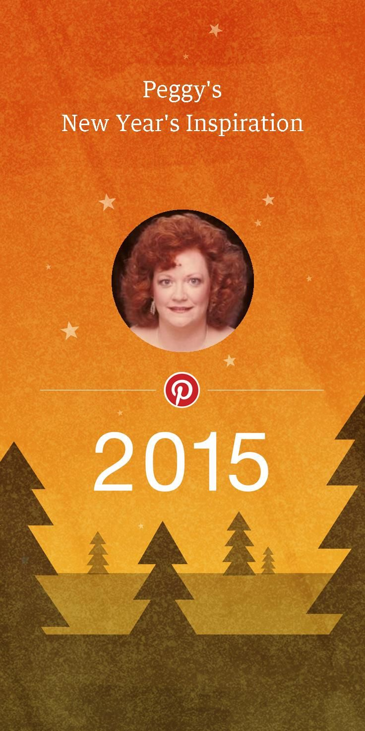 Watch to see what's trending for Peggy this year!