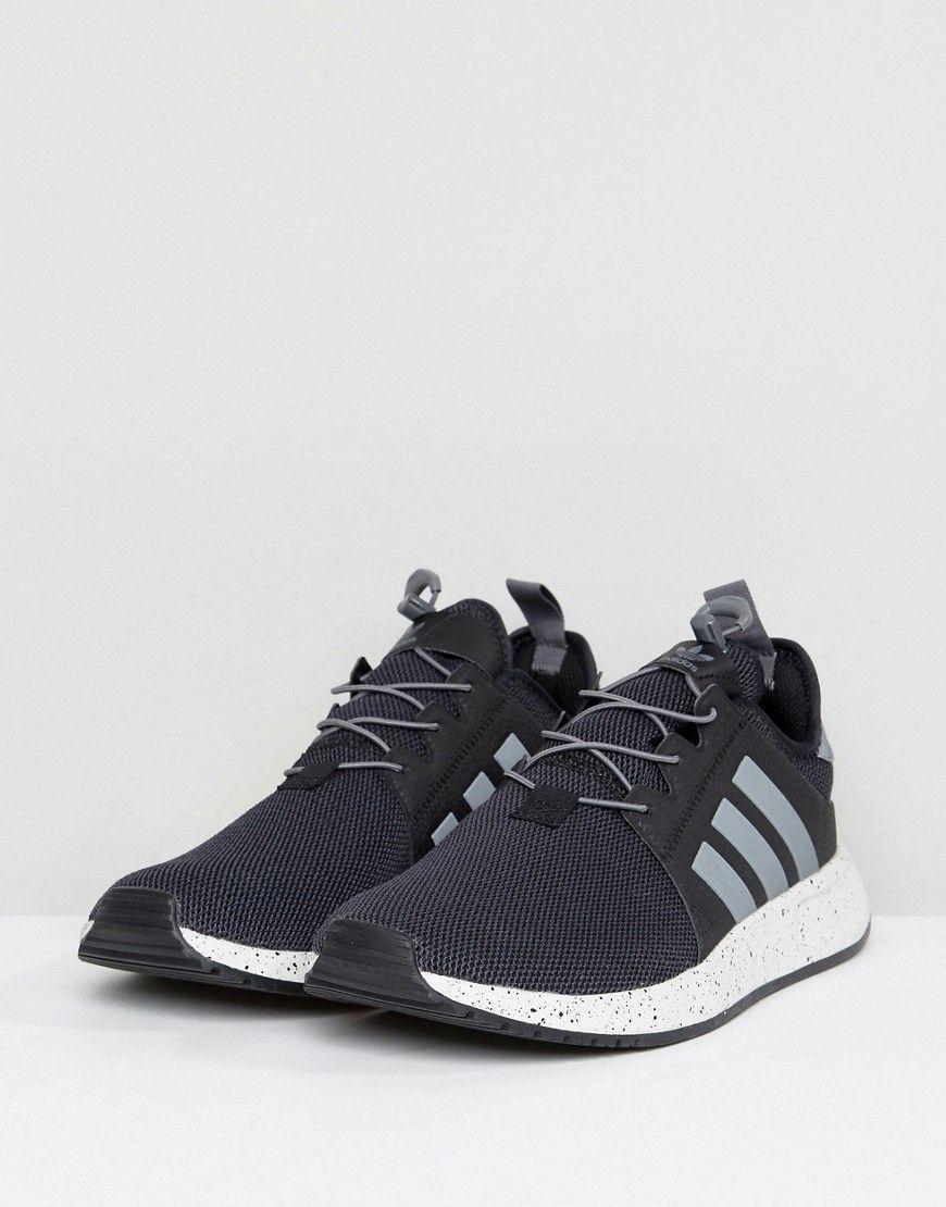X_PLR Sneakers In Black BY9254 - Black adidas Originals CmrnQj7