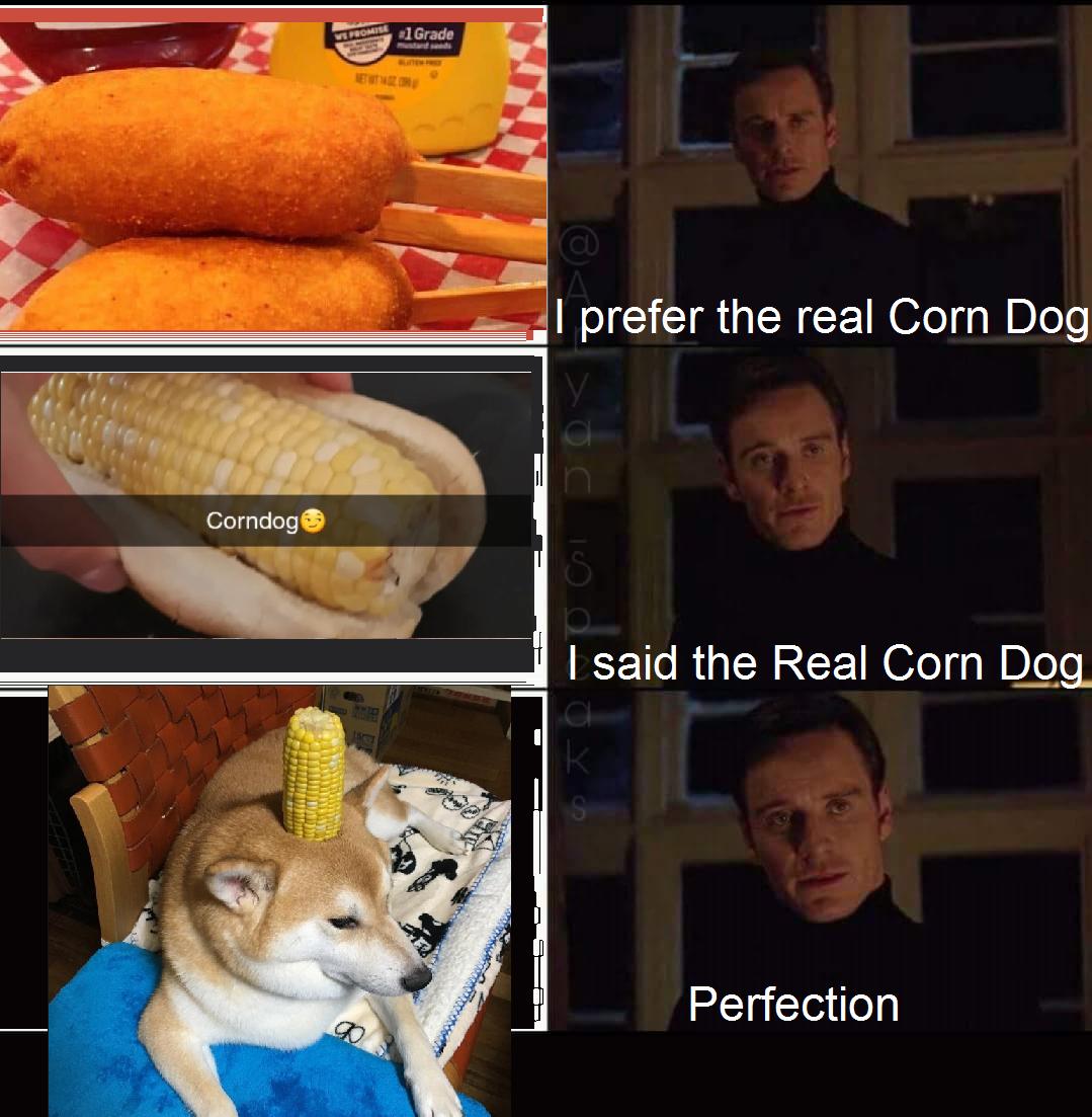 The Og Corn Shibe In 2020 Funny Memes Memes Funny Animal Memes