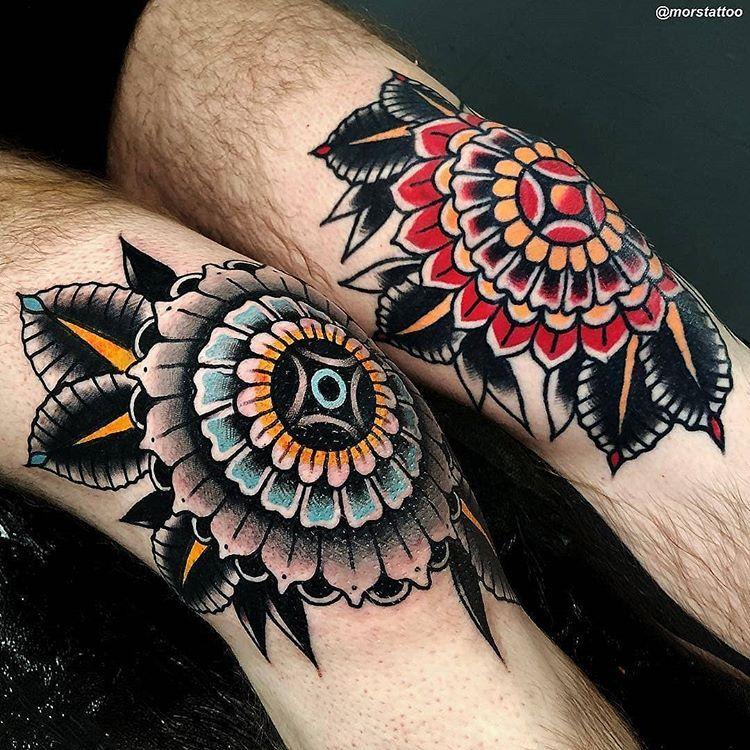 By Morstattoo Oldworkers Oldschooltattoo Oldschool Oldschoolink Traditionaltattoo Traditionalink T Tatuajes Tradicionales Tatuaje Rodilla Tatuajes Retro