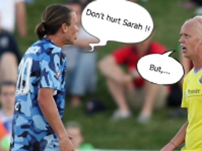 Abby Wambach And Sarah Huffman Are The Couple To End All Couples