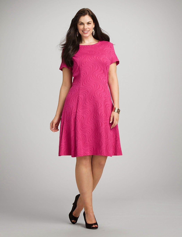 Hermosos vestidos de moda para mujeres gorditas | Prendas de vestir ...