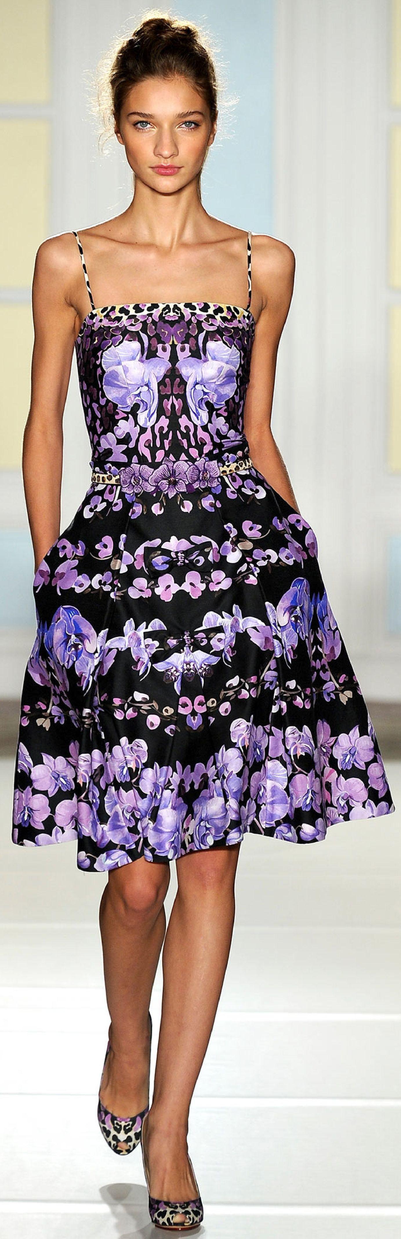 SPRING 2014 RTW Temperley London | Gowns...beautiful | Pinterest ...