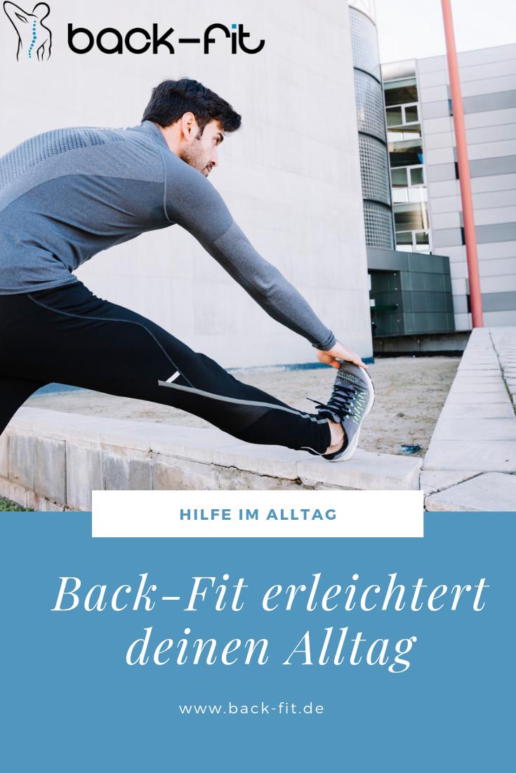 Back Fit Fit Haltungskorrektur Gute Haltung
