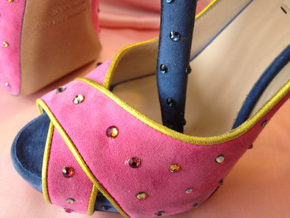 REFRESH Customize and update your shoes by Vespetta on Etsy, $100.00