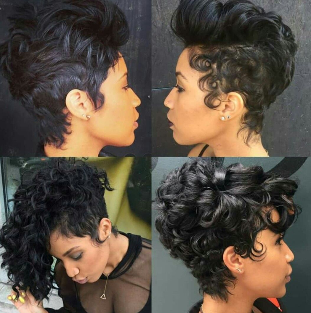 These textured styles are great for the summer. No matter what length you are you can add a few or a lot of flat iron curls for volume.   Pin curl at night to prolong this type of style.  Sleep unwrapped on a satin pillow case of course to create a bedhead look.  Summer 2016 Trend Alert, Modern Fingerwaves, Fohawk