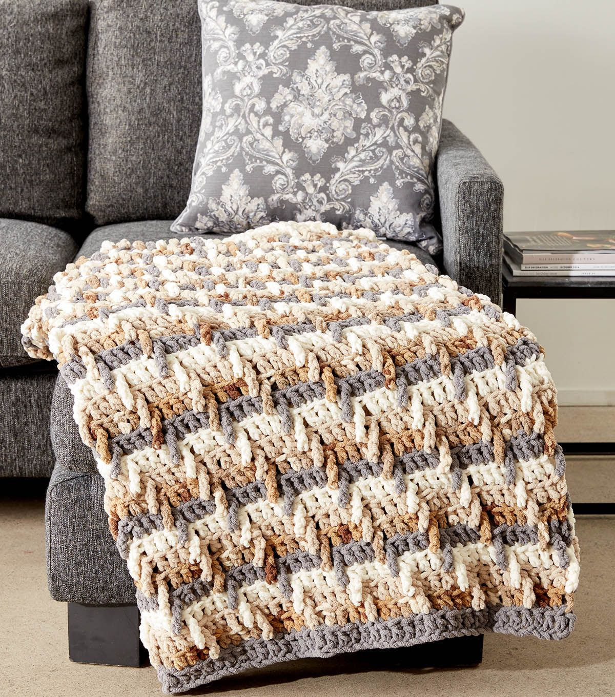 How to make a step ladder crochet blanket crochet pinterest joann crochet projects featuring easy and advanced crochet projects for kids and adults browse joann craft ideas and projects online bankloansurffo Image collections