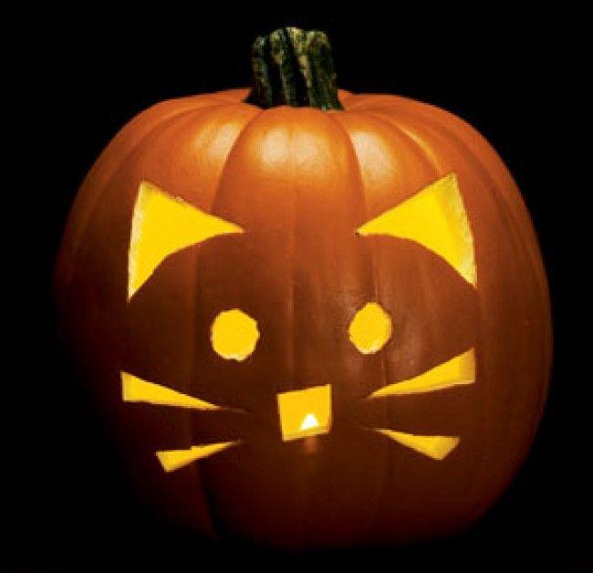 Five easy pumpkin carving ideas for halloween madalynn easy