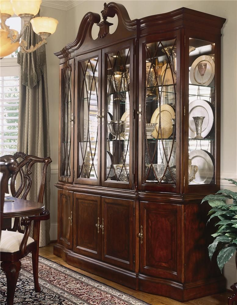Room Cherry Grove 45th China Cabinet