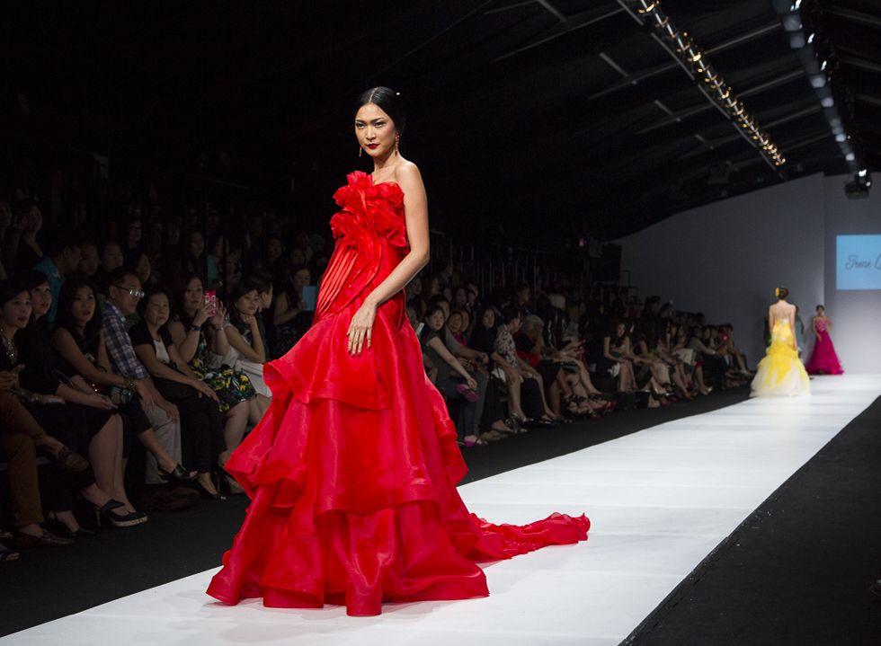 Jakarta muotiviikolla 2015: Päivä 5