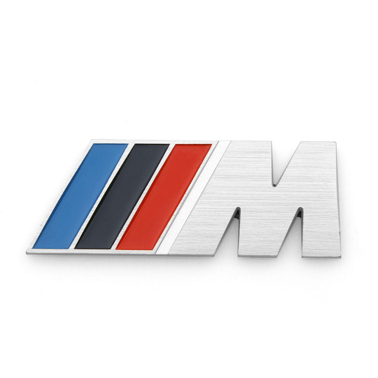 mad hornets 3d aluminum emblem badge sticker decal bmw m. Black Bedroom Furniture Sets. Home Design Ideas
