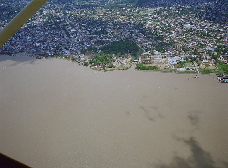 Paramaribo District - Wikipedia, the free encyclopedia