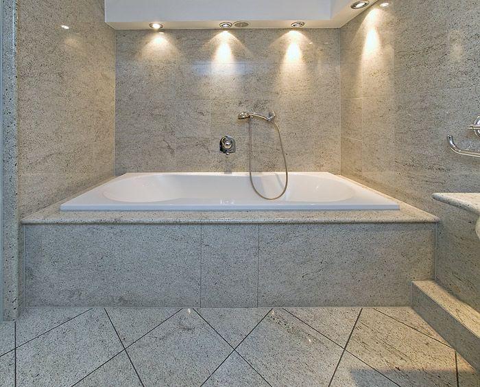 Kashmir White Granite Tile Bathroom Bath Shower